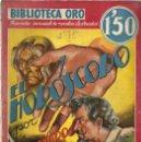 Libros antiguos: EL HORÓSCOPO - ALEJANDRO DUMAS - BIBLIOTECA DE ORO - PRIMERA EDICIÓN - 1935. Lote 139525646