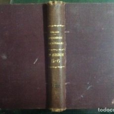 Libros antiguos: PÉREZ GALDÓS. 7 DE JULIO + LOS CIEN MIL HIJOS DE SAN LUIS. 1876-77. Lote 141374206