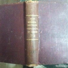 Libros antiguos: PÉREZ GALDÓS. EL TERROR DE 1824 + UN VOLUNTARIO REALISTA. 1877-78. Lote 141375758