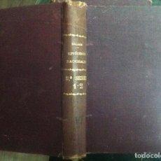 Libros antiguos: PÉREZ GALDÓS. EL EQUIPAJE DEL REY JOSÉ + MEMORIAS DE UN CORTESANO DE 1815. 1882 Y 1875. Lote 141377022