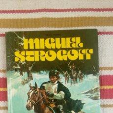 Libros antiguos: MIGUEL STROGOFF; EDITORIA FHER. Lote 142960034
