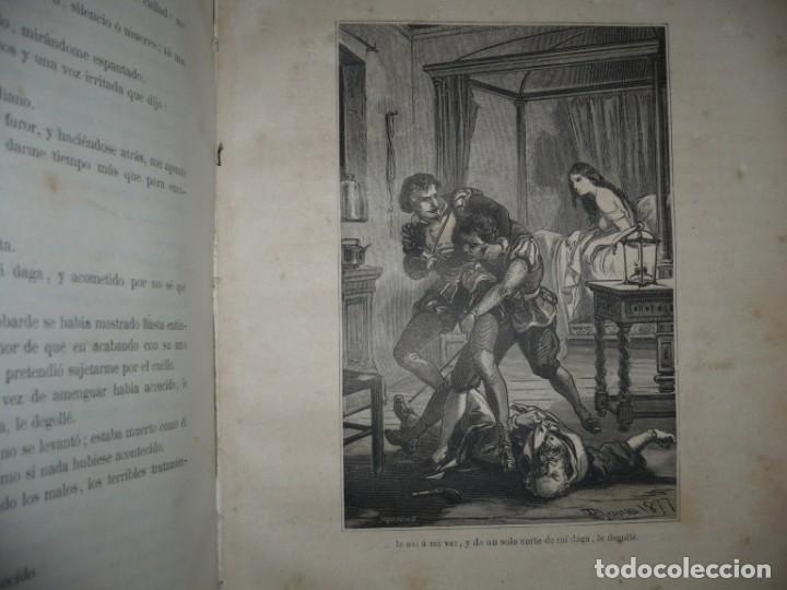 Libros antiguos: EL PRINCIPE DE LOS INGENIOS MIGUEL DE CERVANTES SAAVEDRA MANUEL FERNANDEZ GONZALEZ S/F BARCELONA - Foto 7 - 145545918