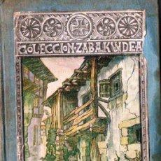 Libros antiguos: ARTURO CAMPIÓN : BLANCOS Y NEGROS (EUSKALTZALEAK, 1934). Lote 146143146