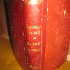 Libros antiguos: CAROLINA INVERNIZIO. EL BESO DE UNA MUERTA. NOVELA HISTORICA SOCIAL. BIBLIOTECA DE LAS NOTICIAS 1900. Lote 146367122