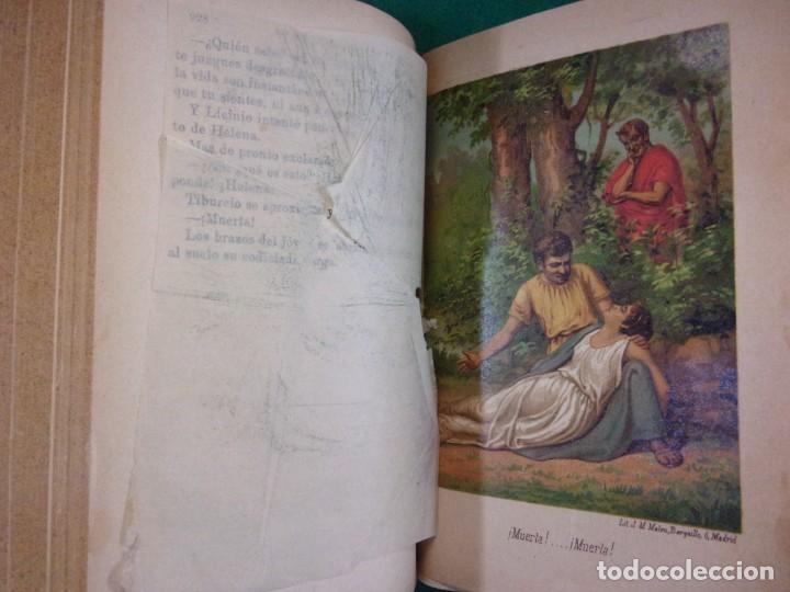 Libros antiguos: LA CRUZ DEL REDENTOR O EL TRIUNFO DE LA FE / J. Conde de Salazar y Souleret / Tomos I y II / Raro - Foto 4 - 146850326