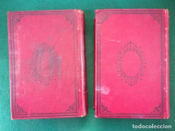 Libros antiguos: LA CRUZ DEL REDENTOR O EL TRIUNFO DE LA FE / J. Conde de Salazar y Souleret / Tomos I y II / Raro - Foto 6 - 146850326