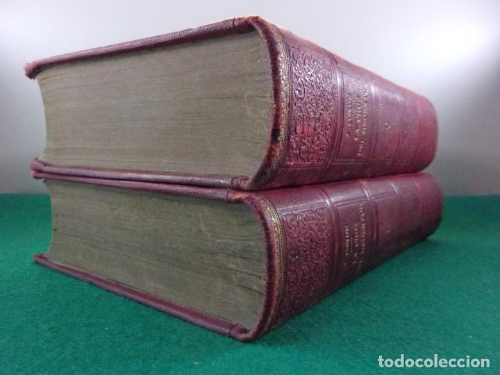 Libros antiguos: LA CRUZ DEL REDENTOR O EL TRIUNFO DE LA FE / J. Conde de Salazar y Souleret / Tomos I y II / Raro - Foto 8 - 146850326