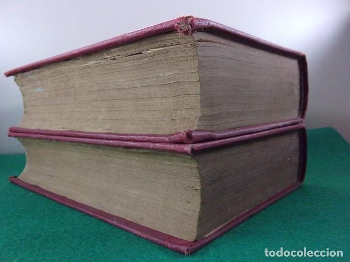 Libros antiguos: LA CRUZ DEL REDENTOR O EL TRIUNFO DE LA FE / J. Conde de Salazar y Souleret / Tomos I y II / Raro - Foto 9 - 146850326