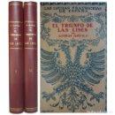 Libros antiguos: 1940. ALFONSO DANVILA: EL TRIUNFO DE LAS LISES. LAS LUCHAS FRATICIDAS EN ESPAÑA. GUERRA DE SUCESIÓN. Lote 161072542