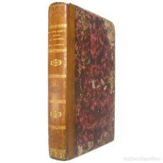 Libros antiguos: 1830 - WALTER SCOTT: CRÓNICAS DE CANONGATE - NOVELA HISTÓRICA (ESCOCIA, SIGLO XVIII) - LIBRO ANTIGUO. Lote 147152274