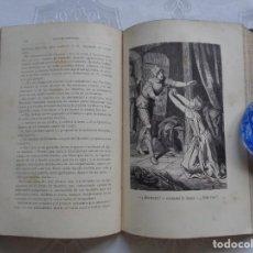Libros antiguos: WALTER SCOTT. QUINTÍN DURWARD. 1883. ILUSTRACIÓN ALEMANA.. Lote 147387670