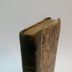 Libros antiguos: 1856 - ¡ESPAÑOLES CONTRA ESPAÑA! Ó SEA EL CAUDILLO DE LOS INCENDIARIOS - 11 LÁMINAS. Lote 148010802