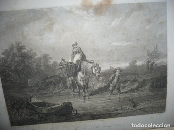 Libros antiguos: MUSEO DE LA FAMILIA PERIODICO MENSUAL DIRIGIDO POR MELLADO 1856 MADRID 2ªSERIE -AÑO 14 - Foto 5 - 149263466