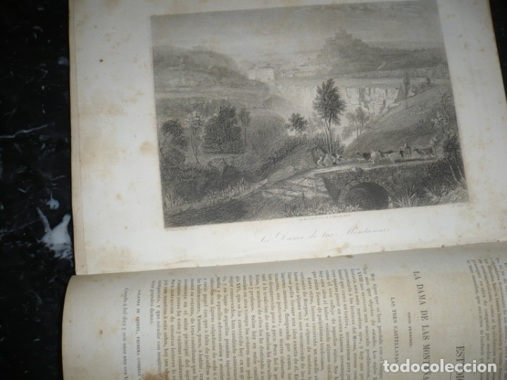 Libros antiguos: MUSEO DE LA FAMILIA PERIODICO MENSUAL DIRIGIDO POR MELLADO 1856 MADRID 2ªSERIE -AÑO 14 - Foto 9 - 149263466