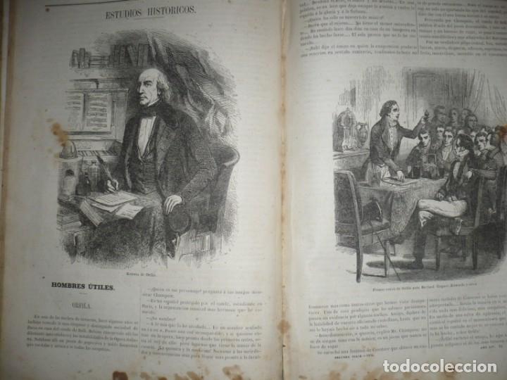 Libros antiguos: MUSEO DE LA FAMILIA PERIODICO MENSUAL DIRIGIDO POR MELLADO 1856 MADRID 2ªSERIE -AÑO 14 - Foto 10 - 149263466
