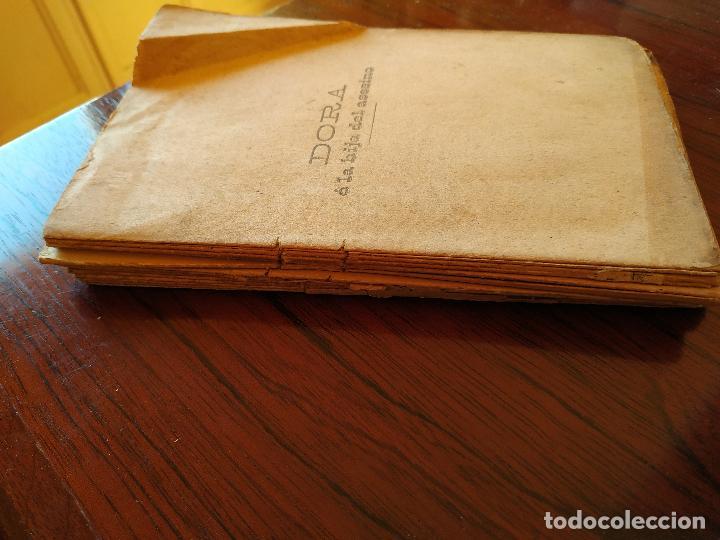 Libros antiguos: DORA O LA HIJA DEL ASESINO (1905) de Carolina Invernizio - Foto 3 - 151416110