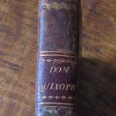 Libros antiguos: DON QUIJOTE DE LA MANCHA.. Lote 151489978