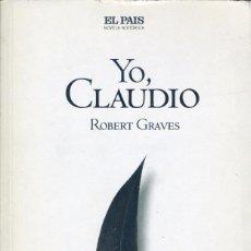 Libros antiguos: YO, CLAUDIO, ROBERT GRAVES. Lote 152143166