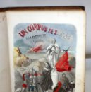 Libros antiguos: UN CORPUS DE SANGRE Ó LOS FUEROS DE CATALUÑA-1857-MANUEL ANGELON.. Lote 154457962