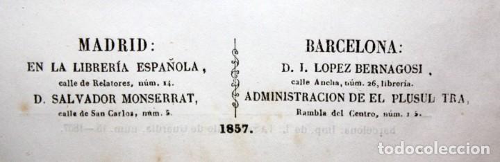 Libros antiguos: UN CORPUS DE SANGRE Ó LOS FUEROS DE CATALUÑA-1857-MANUEL ANGELON. - Foto 8 - 154457962