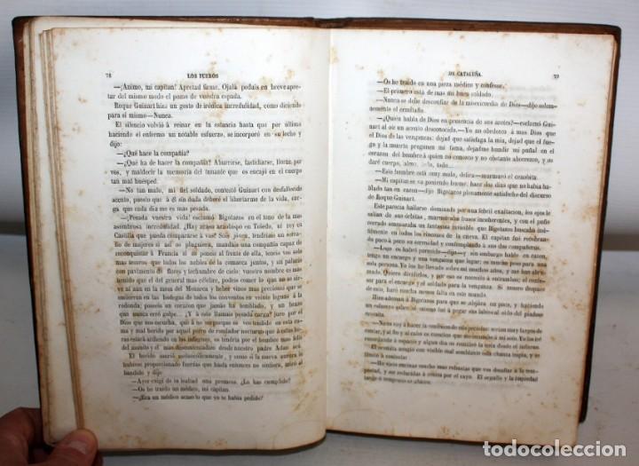 Libros antiguos: UN CORPUS DE SANGRE Ó LOS FUEROS DE CATALUÑA-1857-MANUEL ANGELON. - Foto 11 - 154457962