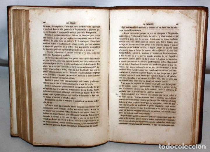 Libros antiguos: UN CORPUS DE SANGRE Ó LOS FUEROS DE CATALUÑA-1857-MANUEL ANGELON. - Foto 13 - 154457962