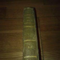 Libros antiguos: MUSEO DE LAS HERMOSAS. TOMO 3. UN DÍA DE LLUVIA. FEDERICO SOULIE.. Lote 158875977