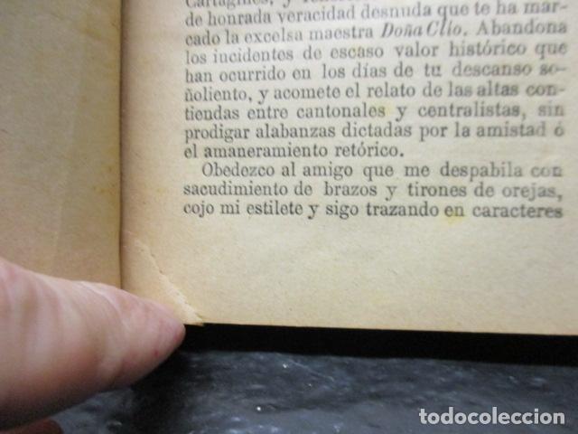 Libros antiguos: DE CARTAGO A SAGUNTO, BENITO PEREZ GALDOS - 1911 - Foto 19 - 50259240