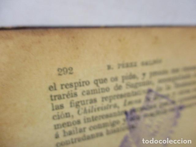 Libros antiguos: DE CARTAGO A SAGUNTO, BENITO PEREZ GALDOS - 1911 - Foto 22 - 50259240