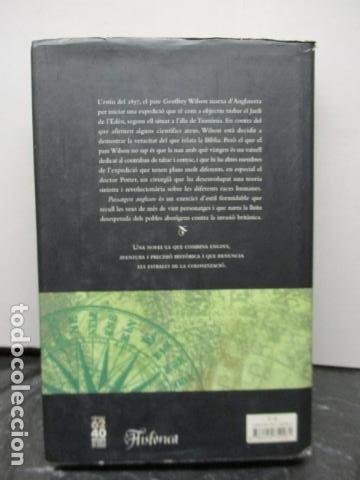Libros antiguos: PASSATGERS ANGLESOS - LIBRO EN CATALÀ DE MATTHEW KNEALE - EDICIONS 62. - TAPA DURA - Foto 9 - 159675522