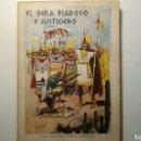 Libros antiguos: EL INCA PIADOSO Y JUSTICIERO. FRANCICO A. LOAYZA. EDITORIAL MAUCCI BARCELONA.. Lote 161086710