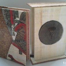 Libros antiguos: LA NOVELA DE LA MOMIA (CA. 1900) / TEÓFILO GAUTIER. SATURNINO CALLEJA. EN PAPIRO Y EFIGIE DE BRONCE.. Lote 139708566
