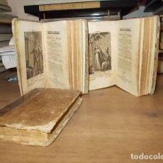 Libros antiguos: MATILDE O MEMORIAS SACADAS DE LAS CRUZADAS TOMO IV + SELIM-ADHEL, MATILDE EN EL ORIENTE. DOS TOMOS. Lote 162865174