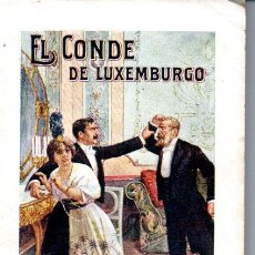 Libros antiguos: AZAR Y AZPE : EL CONDE DE LUXEMBURGO (SOPENA, C. 1930). Lote 163340858