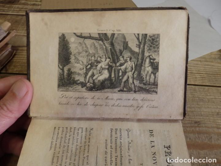 Libros antiguos: GOMEZ ARIAS O LOS MOROS DE LAS ALPUJARRAS.3 TOMOS, COMPLETA.NOVELA HISTORICA ORIGINAL DE 1831.TELESF - Foto 7 - 163397390