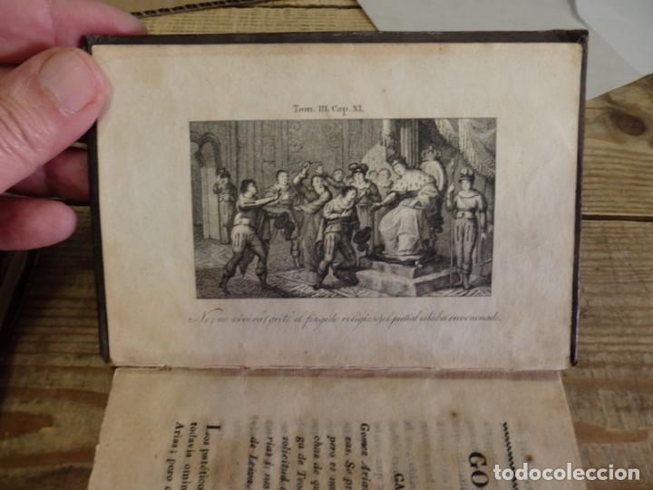Libros antiguos: GOMEZ ARIAS O LOS MOROS DE LAS ALPUJARRAS.3 TOMOS, COMPLETA.NOVELA HISTORICA ORIGINAL DE 1831.TELESF - Foto 8 - 163397390