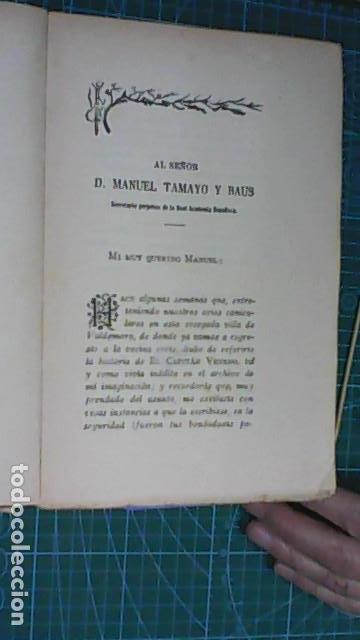 Libros antiguos: PEDRO ANTONIO DE ALARCON. EL CAPITAN VENENO E HISTORIA DE MIS LIBROS. 1932. decimoquinta edición - Foto 3 - 165189498