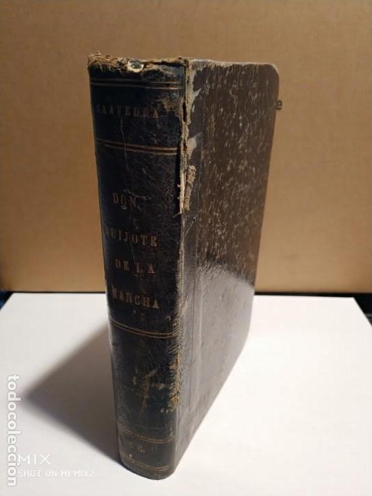 EL QUIJOTE TOMO PRIMERO CASA EDITORIAL MAUCCI 1901 (Libros antiguos (hasta 1936), raros y curiosos - Literatura - Narrativa - Novela Histórica)