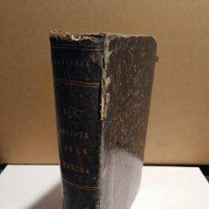 Libros antiguos: EL QUIJOTE TOMO PRIMERO CASA EDITORIAL MAUCCI 1901. Lote 165845666