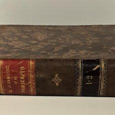 Libros antiguos: EL JURAMENTO DE UN PROSCRITO. 2 TOMOS EN I VOLUMEN. R. DE LA CUESTA. EDIT. R. MOLINAS. S/F.. Lote 166766438