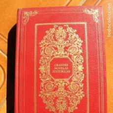 Libros antiguos: LIBRO HISTORIA DE 2 CIUDADES DE CHARLES DICKENS VOLUMEN 1 ILUSTRADO ,. Lote 166911000