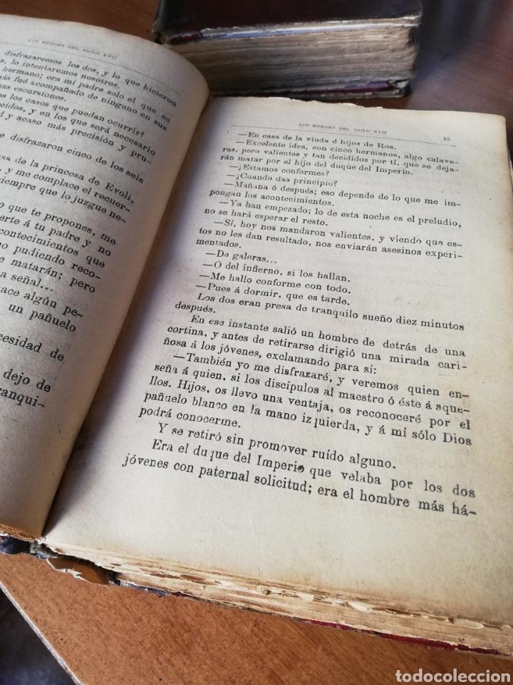 Libros antiguos: LOS HEROES DEL SIGLO XVII. 1ª EDICIÓN FELIPE GONZALEZ ROJAS,1888. 2 VOLÚMENES COMPLETOS. VER FOTOS - Foto 5 - 167033452