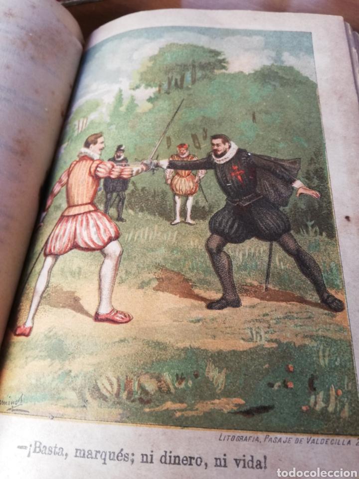 Libros antiguos: LOS HEROES DEL SIGLO XVII. 1ª EDICIÓN FELIPE GONZALEZ ROJAS,1888. 2 VOLÚMENES COMPLETOS. VER FOTOS - Foto 7 - 167033452