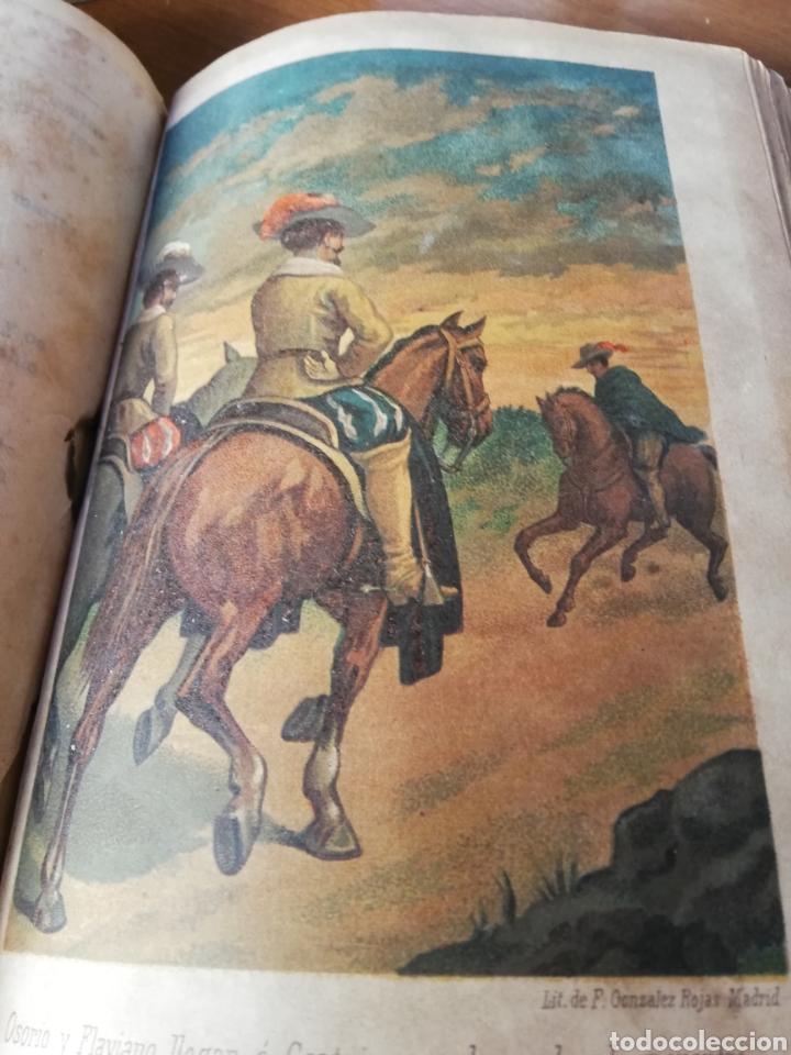 Libros antiguos: LOS HEROES DEL SIGLO XVII. 1ª EDICIÓN FELIPE GONZALEZ ROJAS,1888. 2 VOLÚMENES COMPLETOS. VER FOTOS - Foto 8 - 167033452