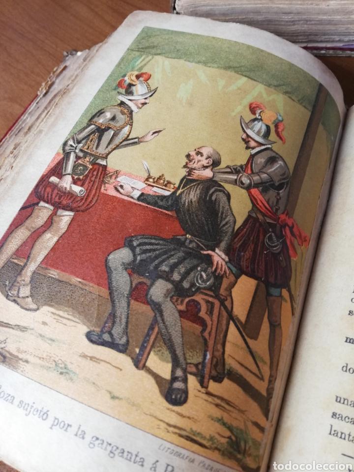 Libros antiguos: LOS HEROES DEL SIGLO XVII. 1ª EDICIÓN FELIPE GONZALEZ ROJAS,1888. 2 VOLÚMENES COMPLETOS. VER FOTOS - Foto 11 - 167033452