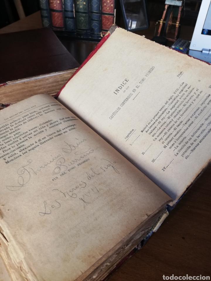 Libros antiguos: LOS HEROES DEL SIGLO XVII. 1ª EDICIÓN FELIPE GONZALEZ ROJAS,1888. 2 VOLÚMENES COMPLETOS. VER FOTOS - Foto 12 - 167033452