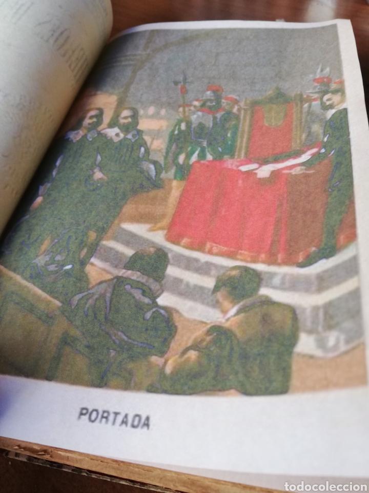 Libros antiguos: LOS HEROES DEL SIGLO XVII. 1ª EDICIÓN FELIPE GONZALEZ ROJAS,1888. 2 VOLÚMENES COMPLETOS. VER FOTOS - Foto 14 - 167033452