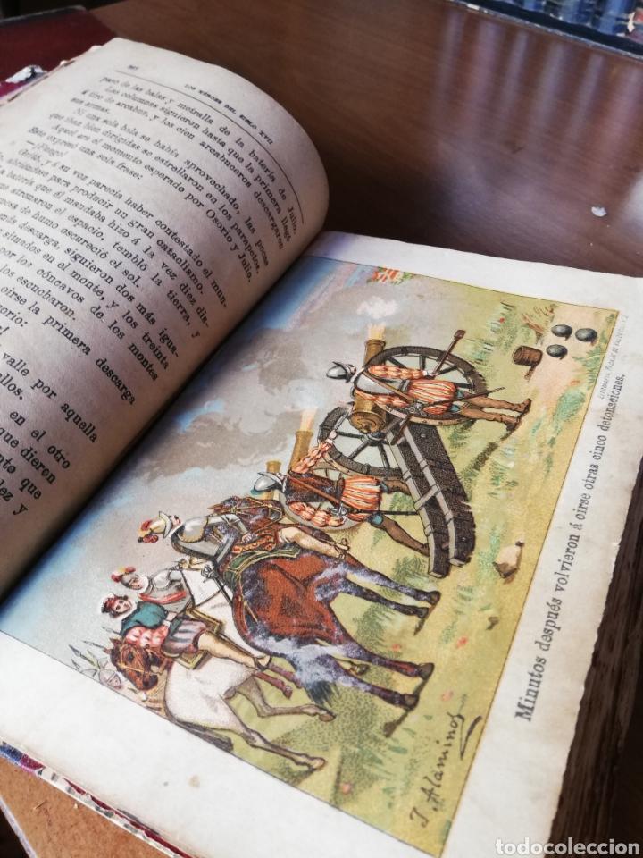 Libros antiguos: LOS HEROES DEL SIGLO XVII. 1ª EDICIÓN FELIPE GONZALEZ ROJAS,1888. 2 VOLÚMENES COMPLETOS. VER FOTOS - Foto 15 - 167033452
