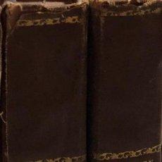 Libros antiguos: DIARIO DE UN TESTIGO DE LA GUERRA DE AFRICA. ALARCON. OBRA EN DOS TOMOS. 3ª EDICION. MADRID, 1892. Lote 167119540