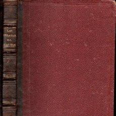 Libros antiguos: FERNADO PATXOT : LAS DELICIAS DEL CLAUSTRO (TASSO, 1875). Lote 170206568